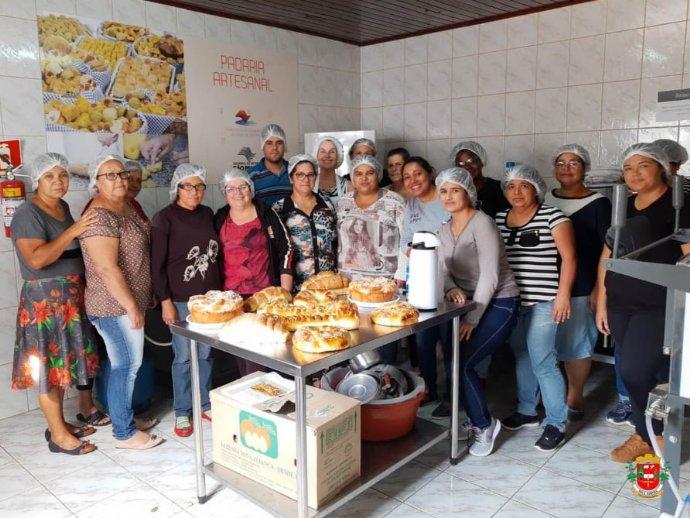 Prefeitura promove Curso de Processamento Artesanal de Pães em parceria com SENAR