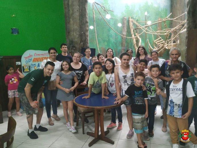 Viagem ao Aquário de São Paulo marca o encerramento do Projeto Conhecendo os Animais