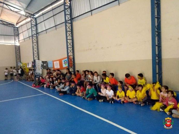 Escola João Antonio realiza jogos interclasse do segundo semestre de 2019