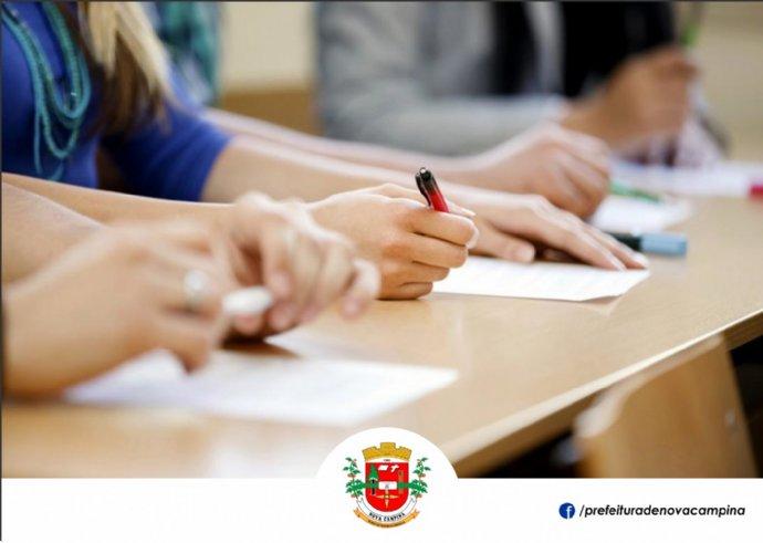 Prefeitura divulga local de prova do Processo Seletivo para estagiários