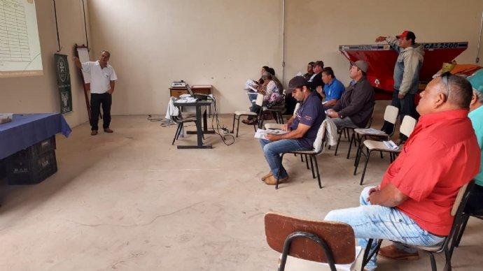 Lei de Rastreabilidade: SENAR em parceria com a Prefeitura, capacita produtores rurais