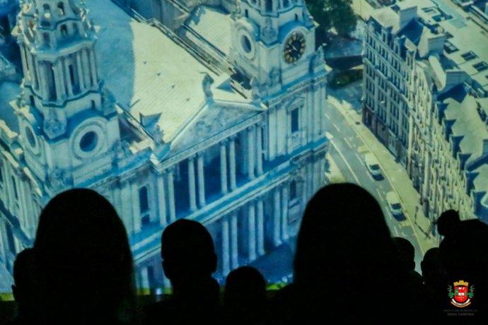 Projeto Cine na Praça proporciona cultura e lazer