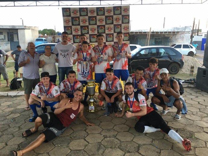 Coordenadoria de Esportes realizou Torneio de Futebol