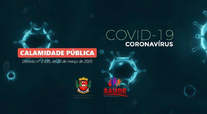 Nova Campina declara Situação de Calamidade Pública devido ao Coronavírus