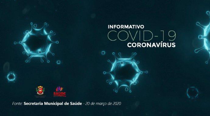 Coronavírus (COVID-19). Nova Campina tem cinco (5) casos suspeitos