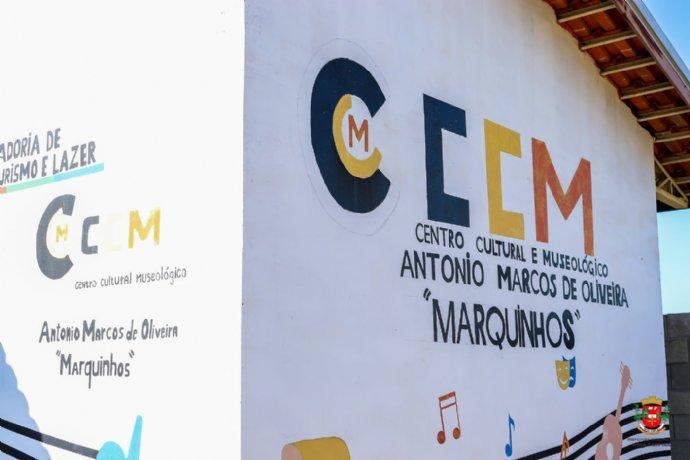 Centro Cultural e Museológico passa por reforma