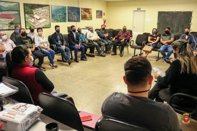 Comitê de Prevenção e Enfrentamento a Covid19 se reúne com líderes religiosos