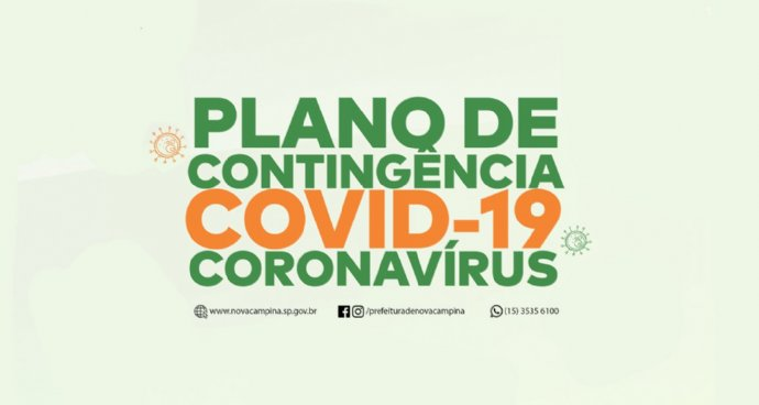 Município apresenta Plano de Contingência para atuação diante ao Covid-19