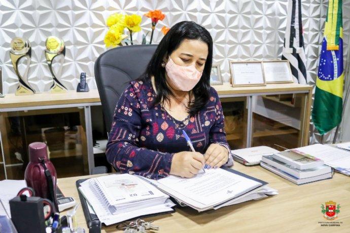 Nova Campina demonstra interesse em aderir ao consórcio para compra de vacinas contra a Covid