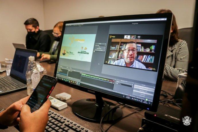 Secretaria de Educação realizou I Jornada Pedagógica online para professores