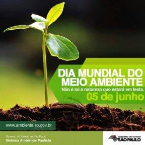 5 de Junho - Dia Mundial do Meio Ambiente