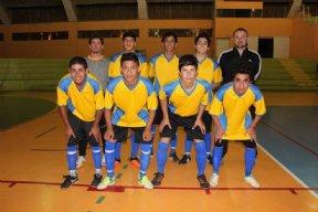 Equipe de futsal de Nova Campina avança as quartas de finais da 7ª Copa Baby.