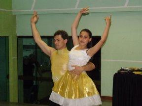 1º Jantar Dançante do Fundo Social de Nova Campina