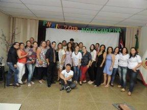 Seminário do PNAIC (Formação dos professores)