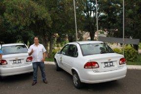 Prefeitura faz aquisição de carros para o Departamento de Saúde.