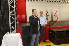 Ato Cívico em comemoração aos 22 anos de Nova Campina.
