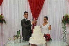 Inscrições para o Casamento Comunitário.