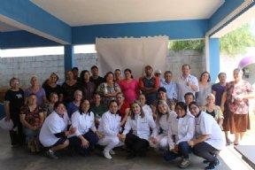 1º encontro do Dia da Saúde do bairro do Barreiro.